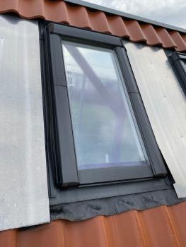 Roto Schwing-Dachfenster Gebraucht - Roto WDF R65 7/14
