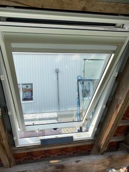 KUREDA Schwing-Dachfenster Gebraucht - KSW-S 94x140