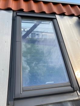 VELUX Klapp&Schwing-Dachfenster Gebraucht - VELUX GPU MK08