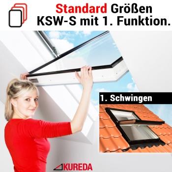 Schwingdachfenster in Standard Größen - KSW-S